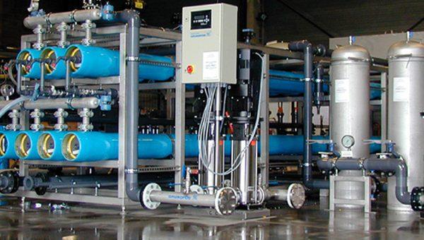 Water recirculation 2